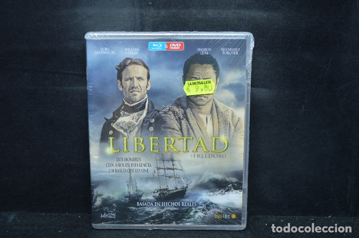 LIBERTAD - DVD - BLU RAY (Cine - Películas - DVD)