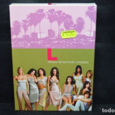 Cine: LOS SIMPSON - TERCERA TEMPORADA COMPLETA - DVD. Lote 176340842