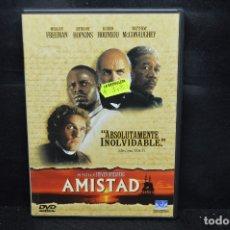 Cine: AMISTAD - DVD. Lote 176341682