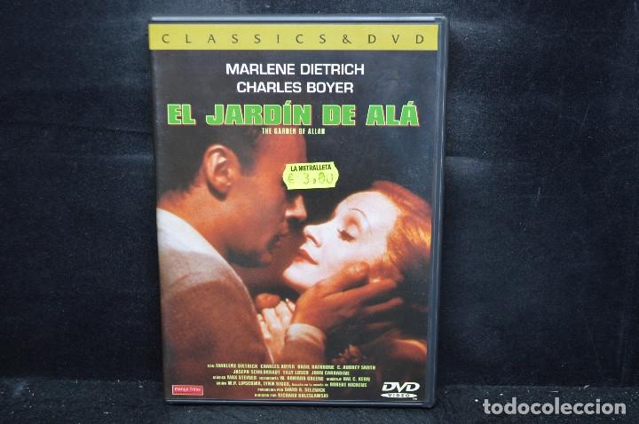 EL JARDIN DE ALA - DVD (Cine - Películas - DVD)