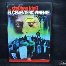 Cine: EL CEMENTERIO VIVIENTE - DVD. Lote 176342255
