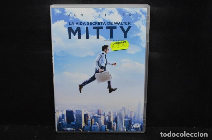 LA VIDA SECRETA DE WALTER MITTY - DVD (Cine - Películas - DVD)