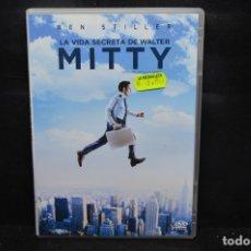 Cine: LA VIDA SECRETA DE WALTER MITTY - DVD. Lote 176342435