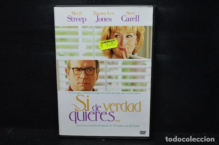 SI DE VERDAD QUIERES - DVD (Cine - Películas - DVD)