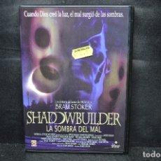 Cine: SHDOWBUILDER - LA SOMBRA DEL MAL - DVD. Lote 176342964