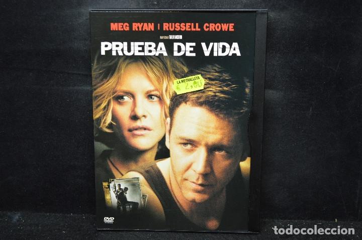 PRUEBA DE VIDA - DVD (Cine - Películas - DVD)