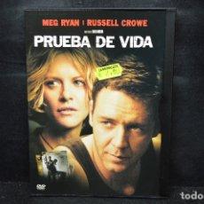 Cine: PRUEBA DE VIDA - DVD. Lote 176343014