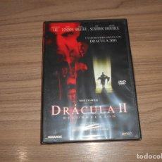 Cine: DRACULA II RESURRECCION DVD DE WES CRAVE TERROR NUEVA PRECINTADA. Lote 176347563