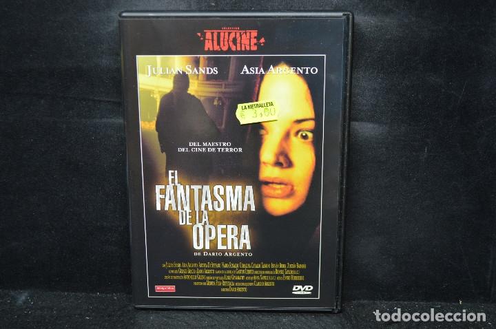 EL FANTASMA DE LA OPERA - DVD (Cine - Películas - DVD)