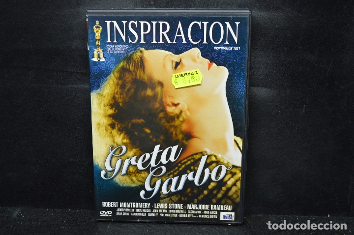 INSPIRACION - DVD (Cine - Películas - DVD)