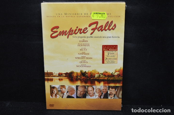 Cine: EMPIRE FALLS - DVD - Foto 1 - 176355088