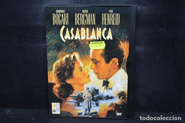 CASABLANCA - DVD (Cine - Películas - DVD)