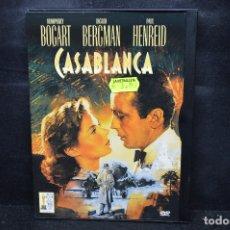 Cine: CASABLANCA - DVD. Lote 176355162