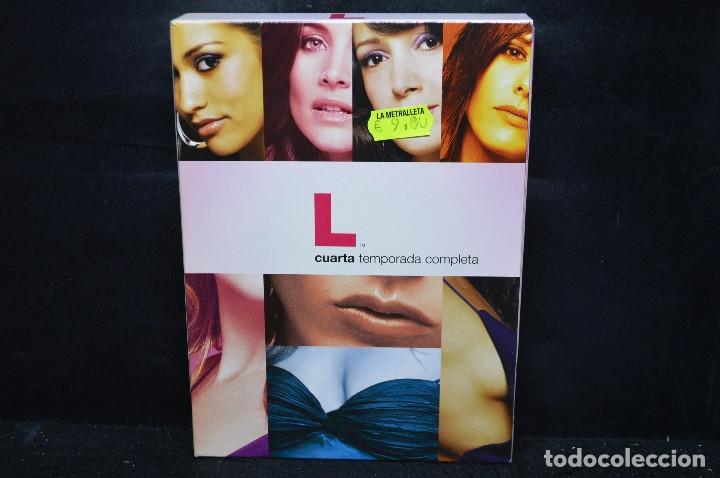 L - DVD CUARTA TEMPORADA COMPLETA (Cine - Películas - DVD)