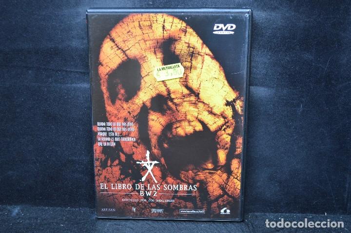 EL LIBRO DE LAS SOMBRAS - DVD (Cine - Películas - DVD)