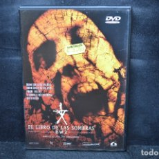Cine: EL LIBRO DE LAS SOMBRAS - DVD. Lote 176355660