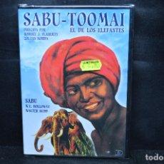 Cine: SABU TOOMAI - DVD. Lote 176355880