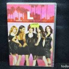 Cine: L - DVD SEXTA TEMPORADA COMPLETA . Lote 176361175