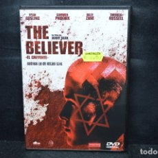 Cine: THE BELIVER - DVD. Lote 176362855