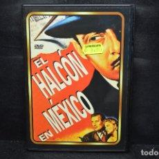 Cine: EL HALCON EN MEXICO - DVD. Lote 176372875