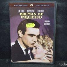 Cine: BRUMAS DE INQUIETUD - DVD. Lote 176373170