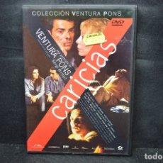 Cine: CARICIAS - DVD. Lote 176373245