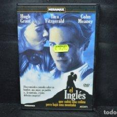 Cine: EL INGLES QUE SUBIO UNA COLINA PERO BAJO UNA MONTAÑA - DVD. Lote 176377779