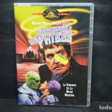 Cine: EL ABOMINABLE DR. PHIBES - DVD. Lote 176378052