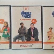 Cine: LOS HOMRES DE PACO, 6 7 Y 8, DVD, 3 DVD'S. Lote 176394208