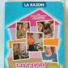 Cine: LA CASA DE LOS LIOS, SERIE ARTURO FERNANDEZ, EPISODIO 1, DVD. Lote 176394222