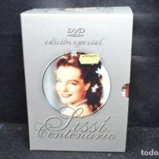 Cine: SISSI CENTENARIO - DVD. Lote 176402305