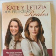 Cine: KATE Y LETIZIA DOS PRINCESAS REALES, DVD, 2ª. Lote 176445918
