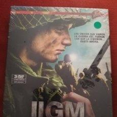 Cine: IIGM LOS ARCHIVOS PERDIDOS (3 DVD'S) PRECINTADO. Lote 176484212