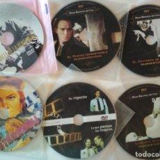 Cine: LOTE DE 7 PELICULAS DE CINE CLASICO EN DVD, STROMBOLI, EL FANTASMA DE LA OPERA, SERENATA NOSTALGICA. Lote 176509998