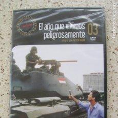 Cine: DVD PELICULA EL AÑO QUE VIVIMOS PELIGROSAMENTE EDICION CAJA FINA. Lote 176558278