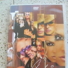 Cine: DVD ,ANASTACIA THE VIDEO COLLECTION. Lote 176570900