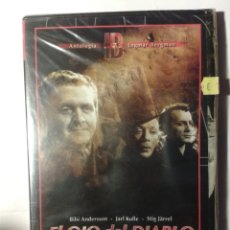 Cine: EL OJO DEL DIABLO DE INGMAR BERGMAN DVD NUEVO. Lote 176599177