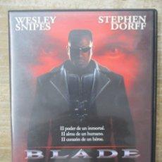 Cine: DVD - BLADE - PEDIDO MINIMO 4 PELICULAS O PEDIDO MINIMO DE 10€. Lote 176623987