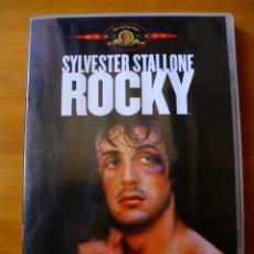 Cine: ROCKY (DVD). Lote 176648248