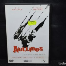 Cine: AULLIDOS - DVD. Lote 176679640