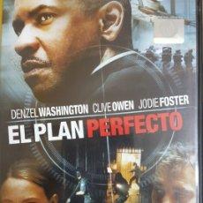 Cine: PLAN OCULTO (DVD). Lote 176685404
