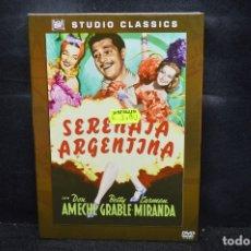 Cine: SERENATA ARGENTINA - DVD. Lote 176688433