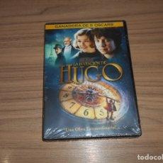 Cine: LA INVENCION DE HUGO DVD DE MARTIN SCORSESE NUEVA PRECINTADA. Lote 184056346