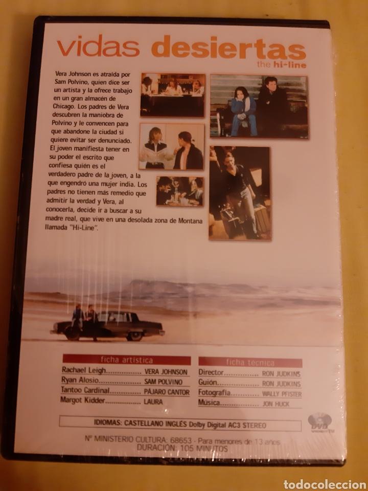 Cine: DVD Vidas Desiertas (Art. Nuevo) - Foto 2 - 176788922