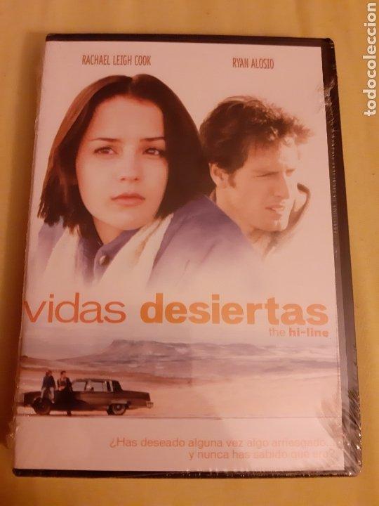 DVD VIDAS DESIERTAS (ART. NUEVO) (Cine - Películas - DVD)