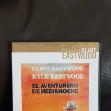 Cine: DVD EL.AVENTURERO DE MEDIANOCHE - CLINT EASTWOOD. Lote 176821075