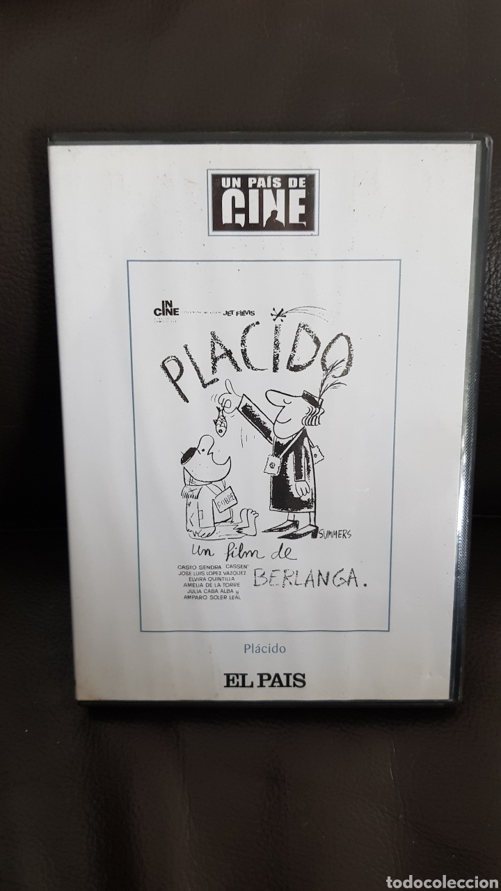 DVD PLACIDO (Cine - Películas - DVD)