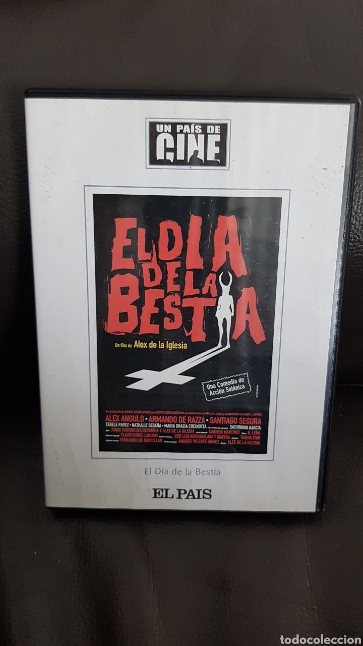 DVD EL DÍA DE LA BESTIA (Cine - Películas - DVD)