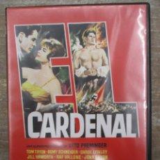 Cine: DVD - EL CARDENAL - PEDIDO MINIMO 4 PELICULAS O PEDIDO MINIMO DE 10€. Lote 176851884