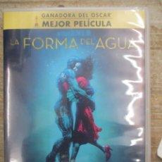 Cine: DVD - LA FROMA DEL AGUA - PEDIDO MINIMO 4 PELICULAS O PEDIDO MINIMO DE 10€. Lote 176852763